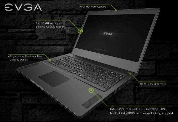 Notebook Gaming SC17