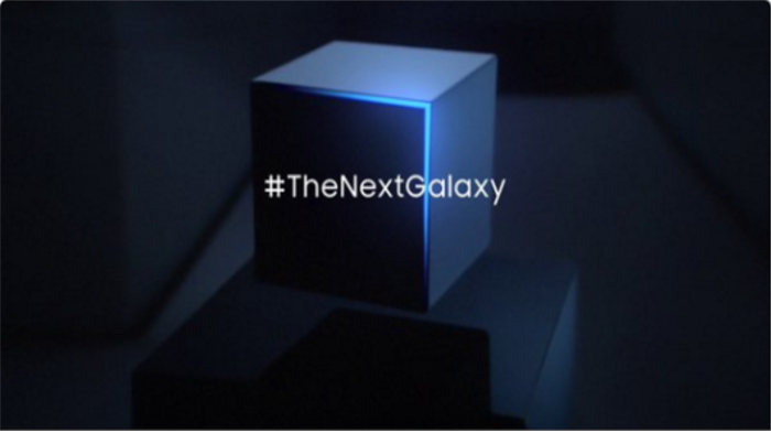 Samsung Galaxy S7 conferenza