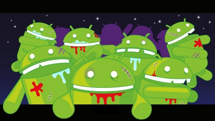 falla per Android