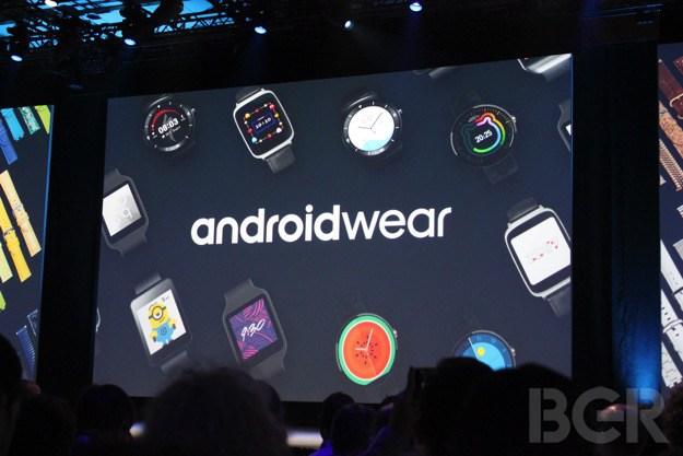 Google annuncia la versione 1.4 di Android Wear