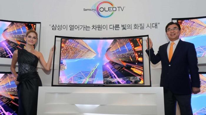 Samsung le TV OLED non convincono ancora