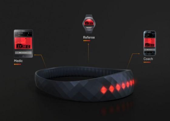 Un dispositivo medico per le commozioni celebrali da Samsung Australia