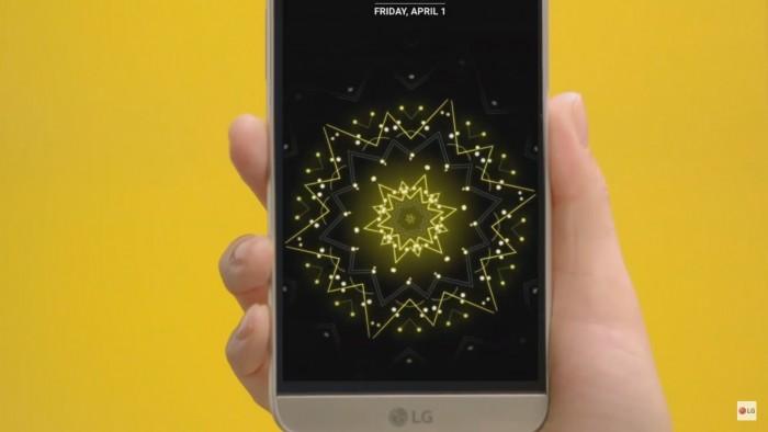 Un nuovo video della LG UX 5.0 su LG G5