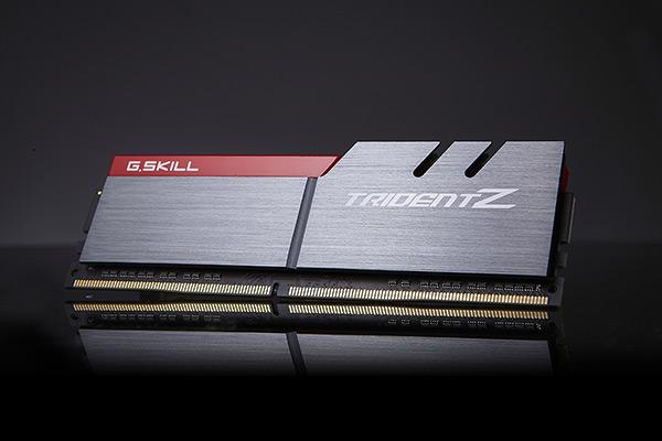Ecco le nuove Trident Z DDR4 a bassa latenza