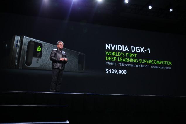 Un PC Nvidia da 129.000 $