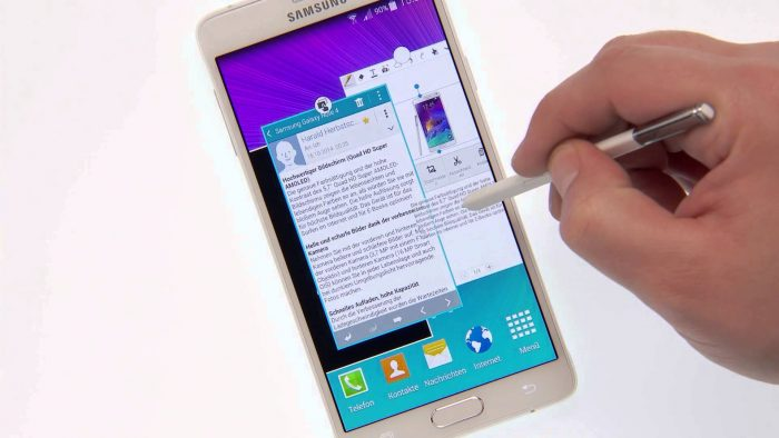 Anche Note 4 riceve Android M 6.0.1