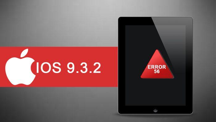 Rilascio di iOS 9.3.2 sospeso