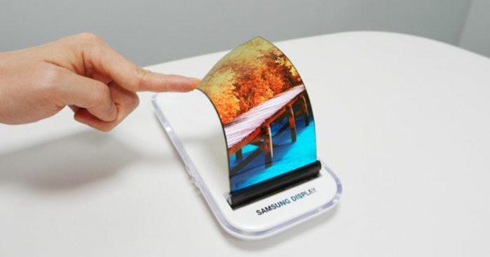 Svelato il display di Samsung Galaxy X