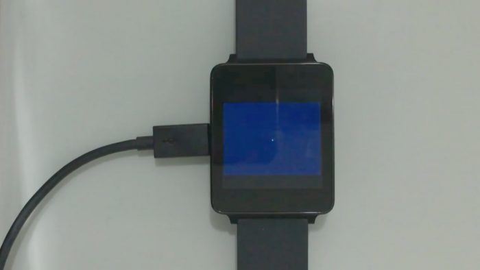 Windows 7 su LG Watch