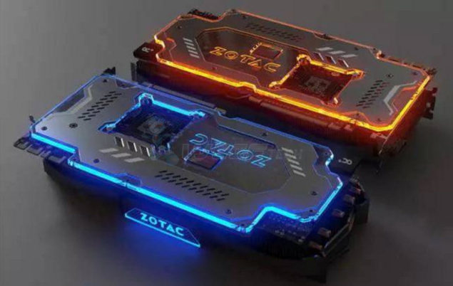 Zotac GeForce GTX 1080 Prime Gamer Force