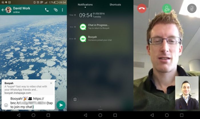 Rivoluzione WhatsApp: in arrivo le videochiamate