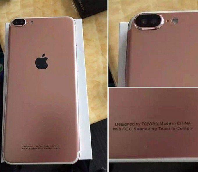Ecco a voi iPhone 7... ma è lui?
