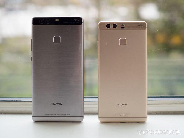 Boom Huawei: P9 e P9 Plus vendite da primato