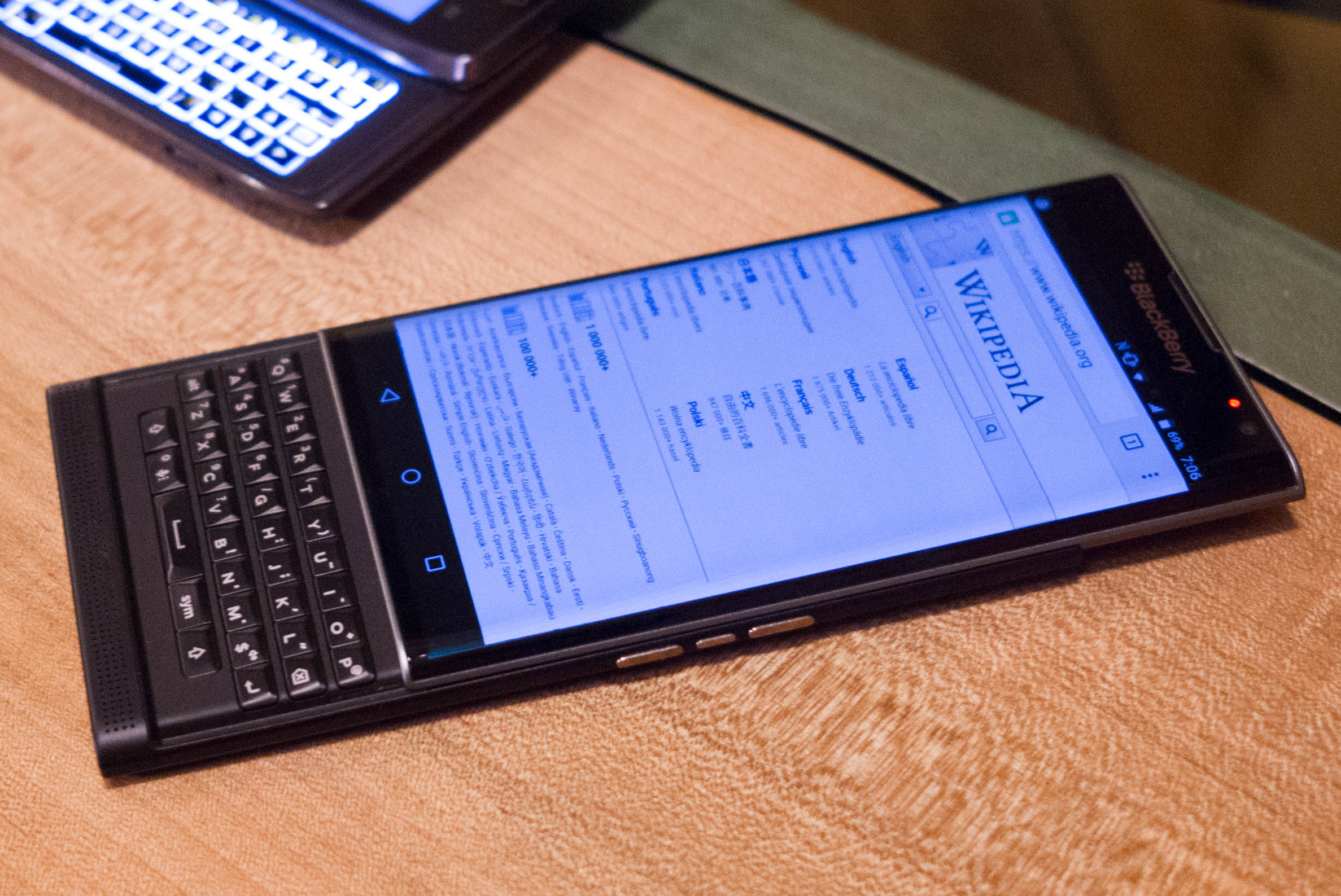 BlackBerry inizia a distribuire la patch di sicurezza di luglio