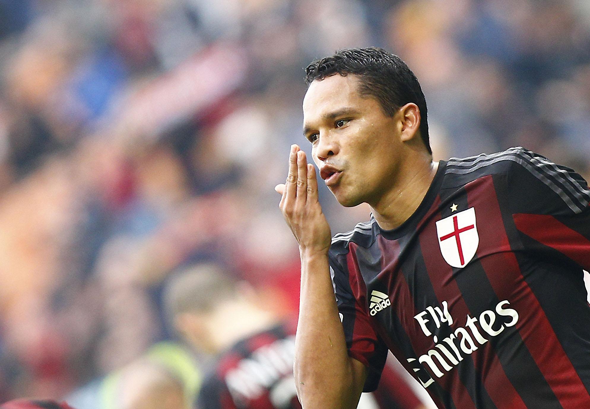 Calciomercato - Milan: l'Atletico Madrid va in pressing su Bacca