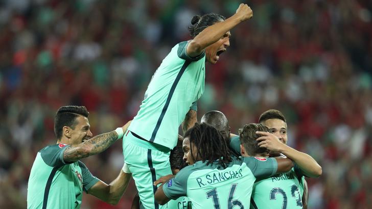 Portogallo-Galles 2-0