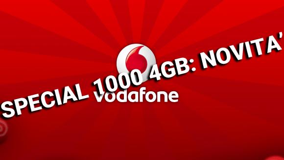 Vodafone Special 4GB dedicata ai clienti Tre e Wind