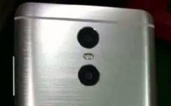 Xiaomi Redmi Note 4 avrà una doppia fotocamera posteriore