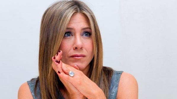 Jennifer Aniston sbotta: