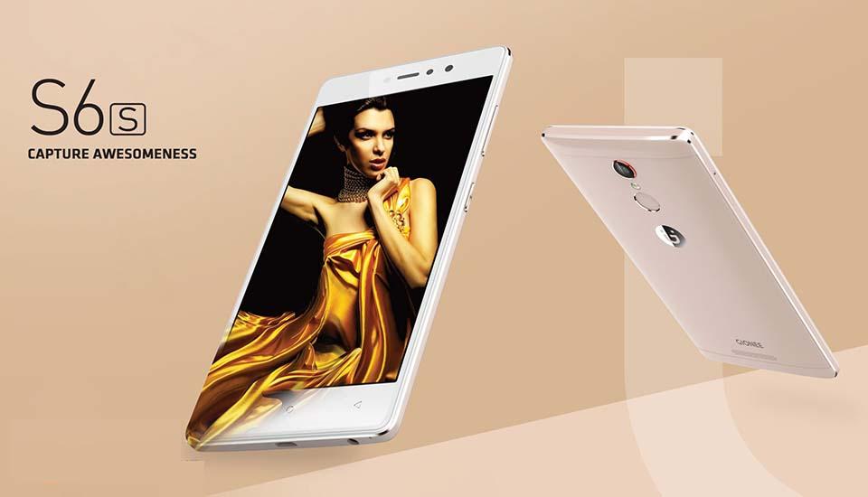 Gionee S6s presentato in India ufficialmente