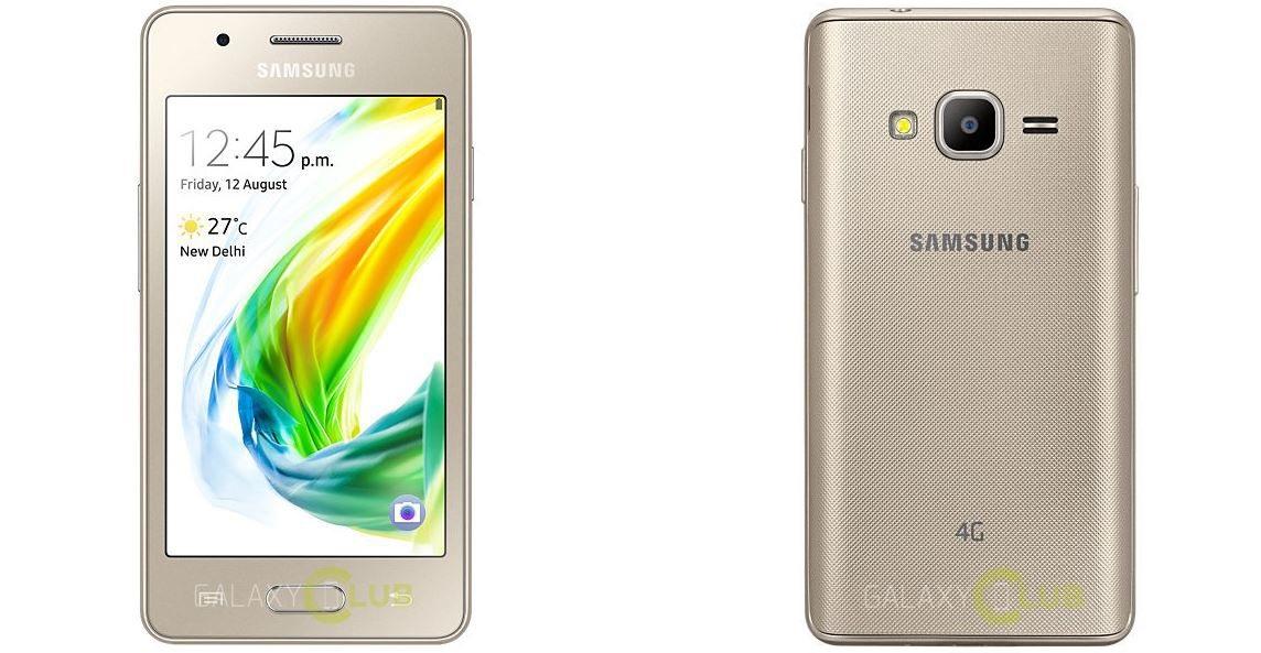 Samsung Z2 è ufficiale, il terzo smartphone con Tizen OS