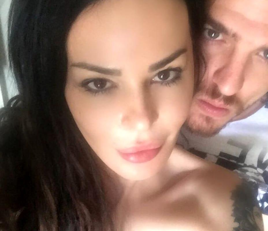 Nina Moric e il fidanzato Luigi Mario Favoloso scomparsi nel nulla