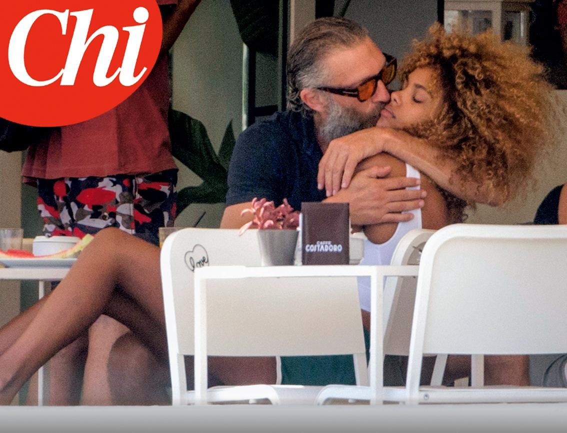 Vincent Cassel innamorato ad Ibiza