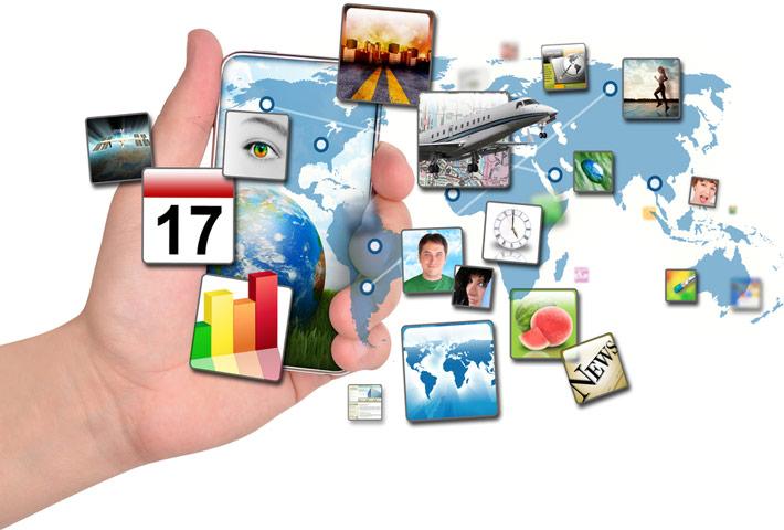 Applicazioni smartphone: quante ne scaricate ogni mese?
