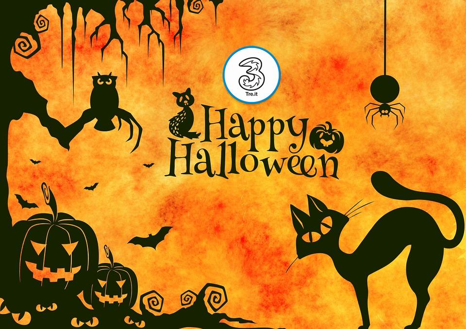 3 Italia si prepara per Halloween con nuove offerte