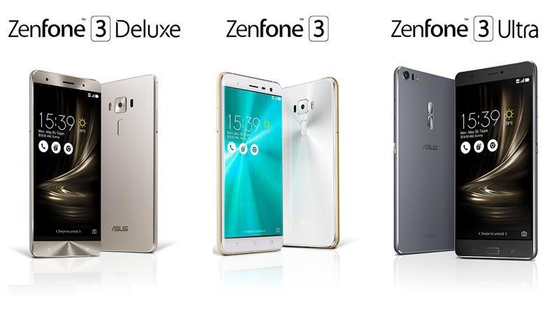 ASUS ZenFone 3 aggiornato con una nuova patch