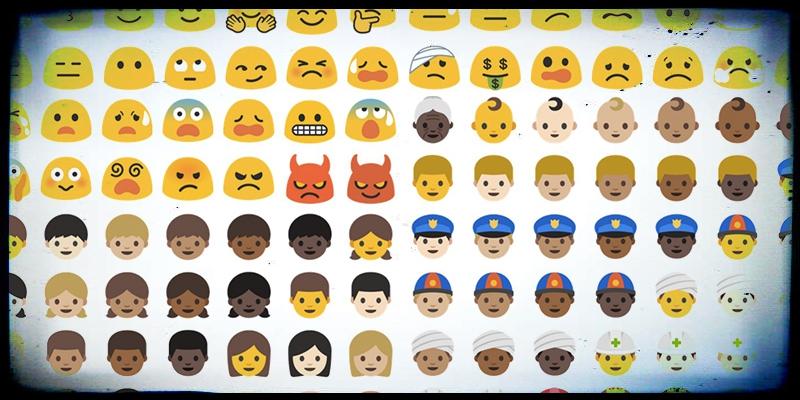 Android Nougat 7.1 e le nuove emoji