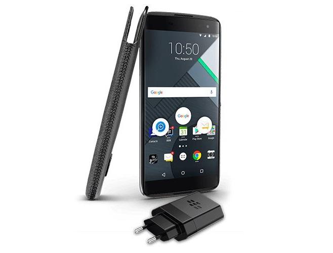 BlackBerry nuovo smartphone, prezzo e caratteristiche