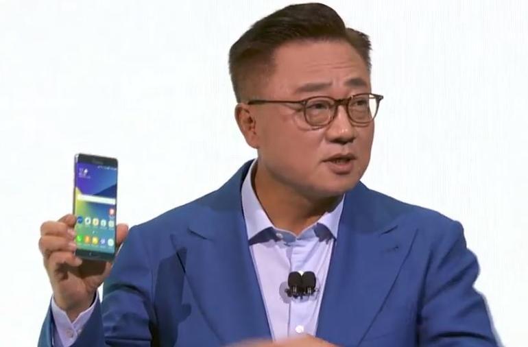 DJ Koh vuole scoprire perchè Note 7 esplode