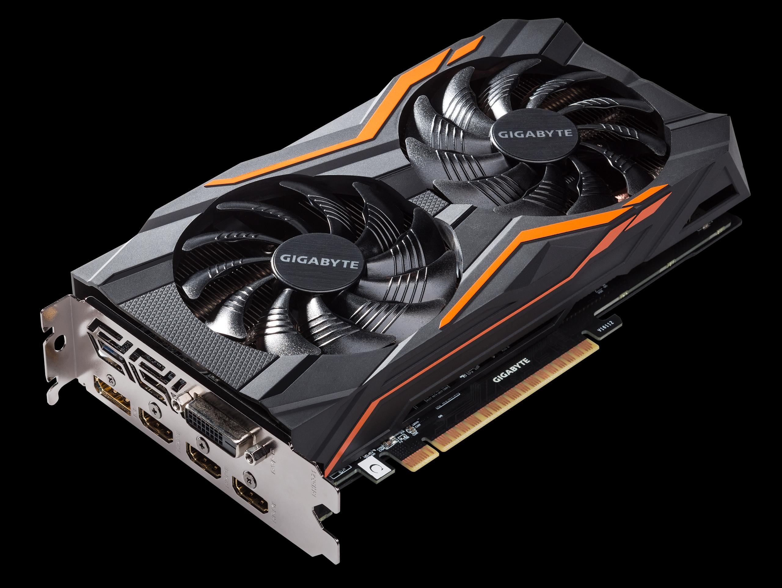 Nvidia annuncia la GeForce GTX 1050, ecco i vari modelli dei produttori