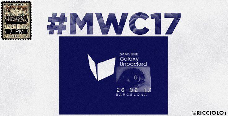 Si lavora al firmware di Galaxy S8 in casa Samsung