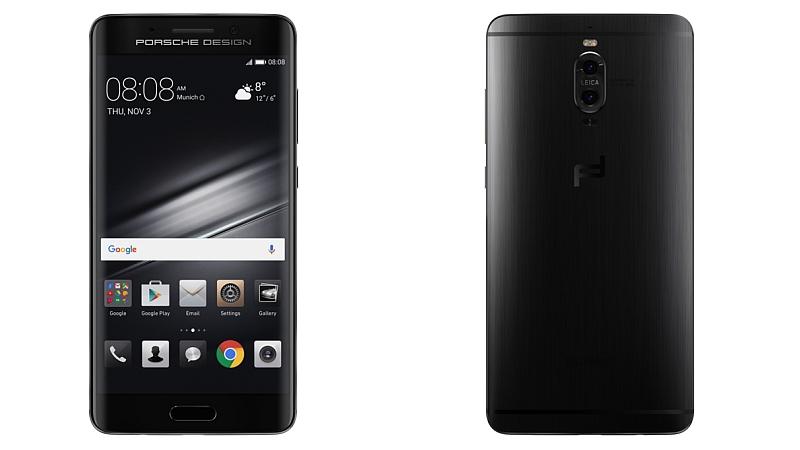 Huawei Mate 9 Pro ufficiale con schermo curvo