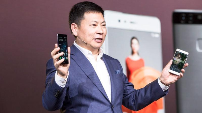 Huawei vuole superare Apple entro il 2019