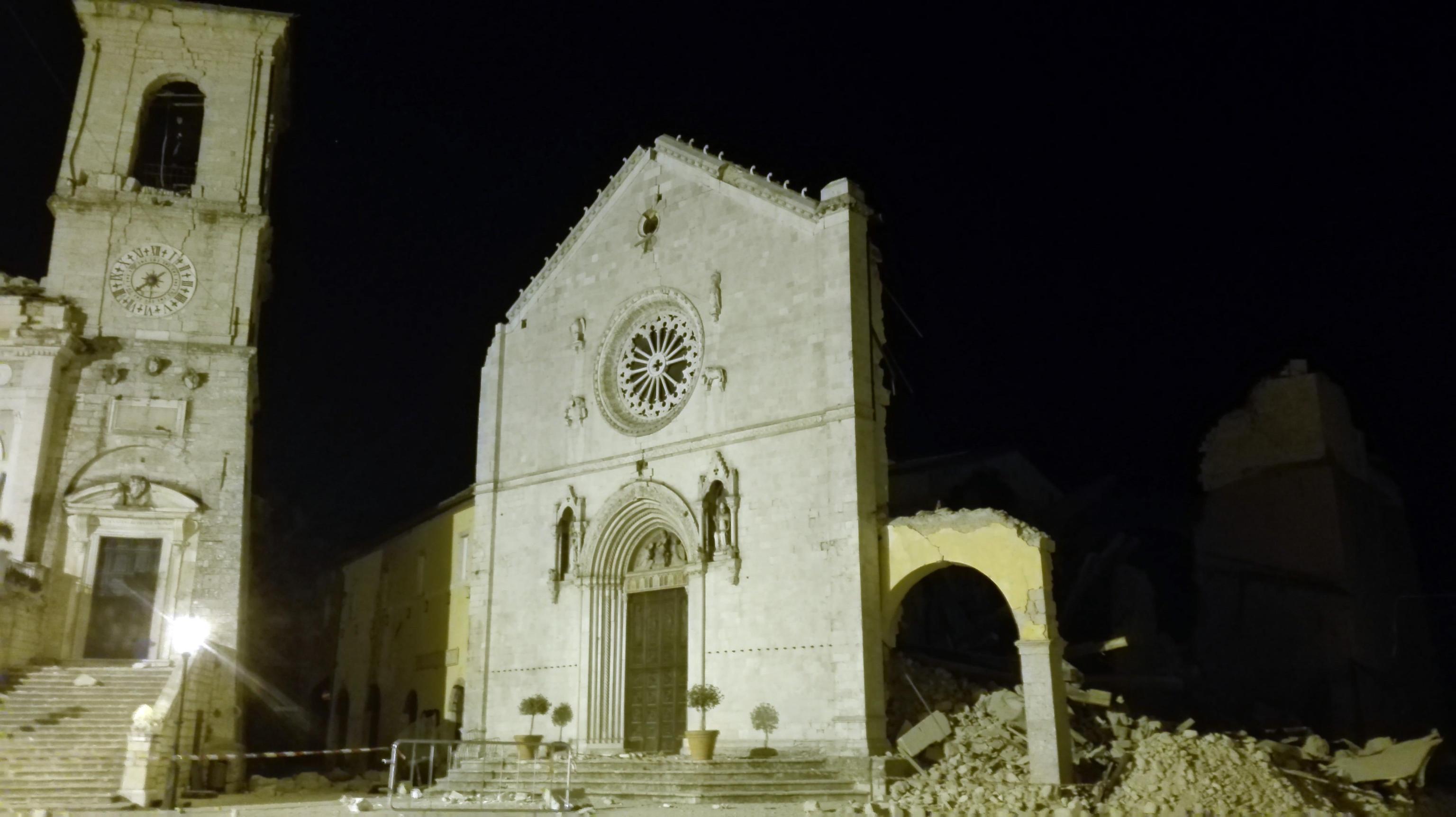Terremoto: via libera del Consiglio dei ministri al nuovo decreto legge