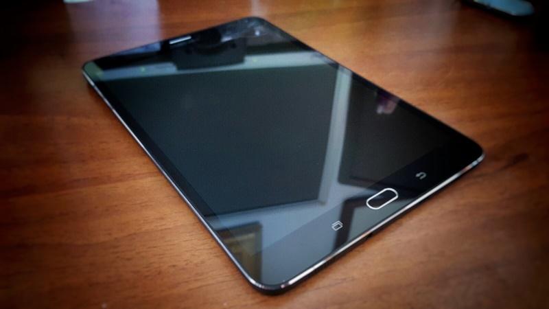 Android N su Samsung Galaxy Tab S2 in test