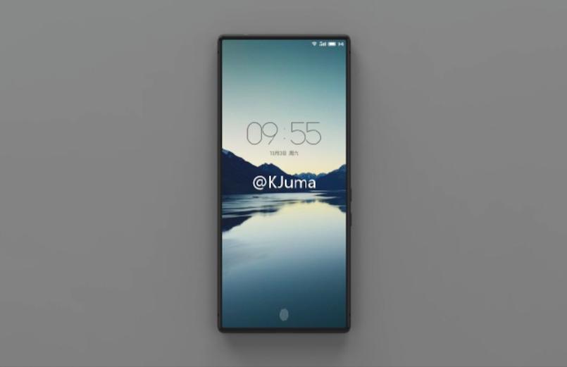 Meizu lavora davvero ad un nuovo smartphone senza cornici