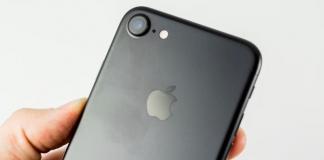 Nel 2017 iPhone 7S con doppia fotocamera