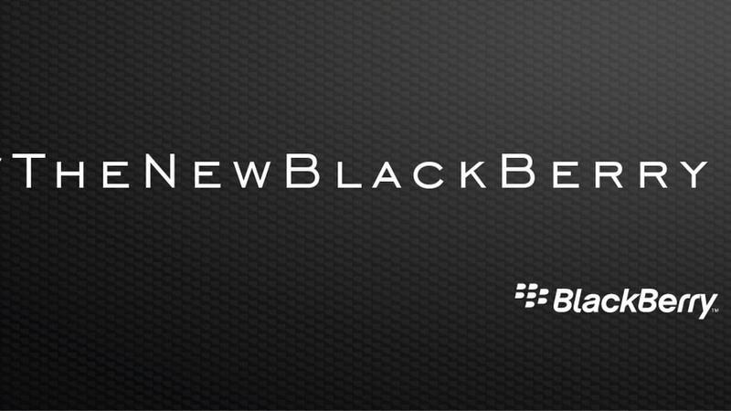 Nuovo BlackBerry in arrivo con tastiera QWERTY