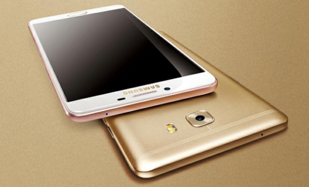 Samsung Galaxy C9 Pro si veste di nero opaco, ed è bellissimo!