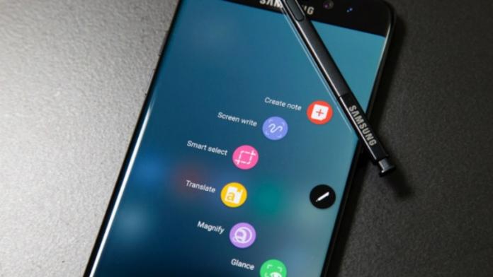 Samsung Galaxy S8 compatibile con la S-Pen