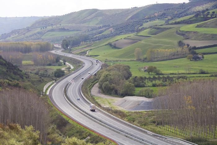 Completata la Salerno-Reggio Calabria: sarà anche Smart Road