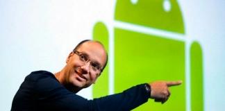Andy Rubin, ecco le prime informazioni sul suo smartphone
