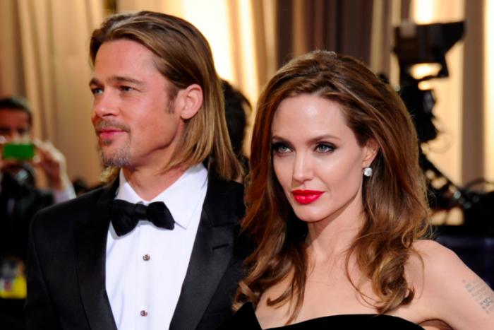 Brad Pitt e Angelina Jolie, tutto sul divorzio