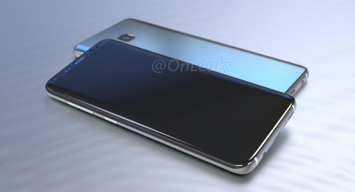 2 nuovi video di Samsung Galaxy S8 in funzione