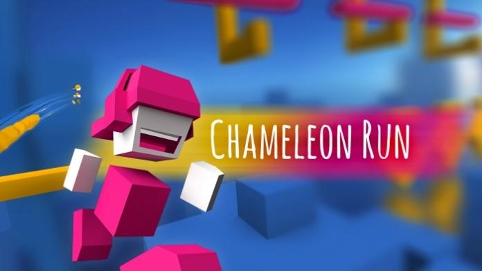 Chameleon Run è la nuova app gratuita della settimana