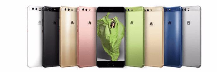 Huawei P10 e P10 Plus ufficiali, ecco le specifiche